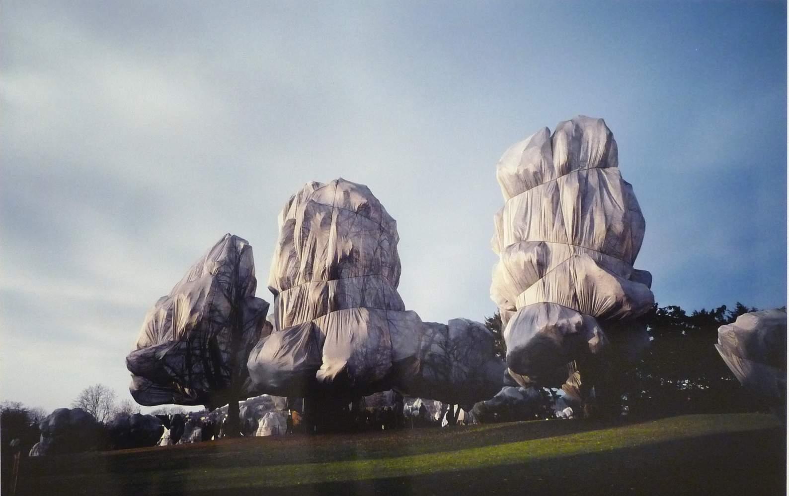 Die Kunst Von Christo Und Jeanne Claude Arch Blog