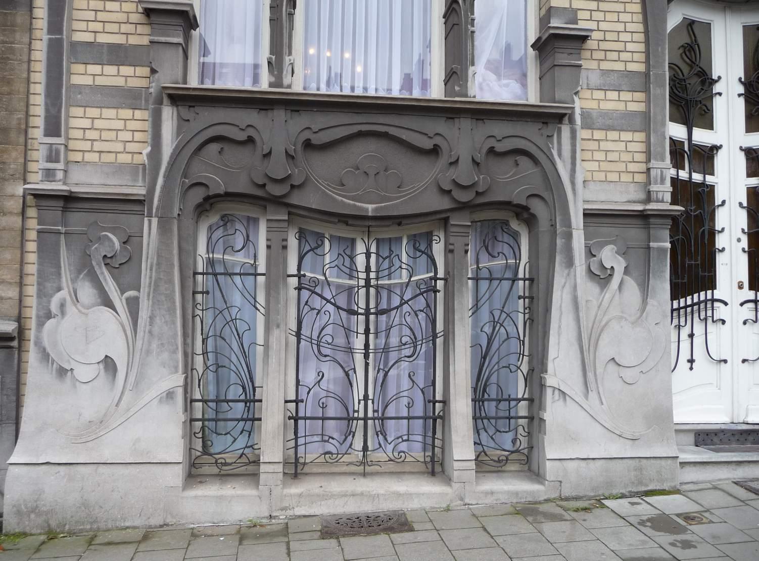 Architektur Erkundungen In Brüssel