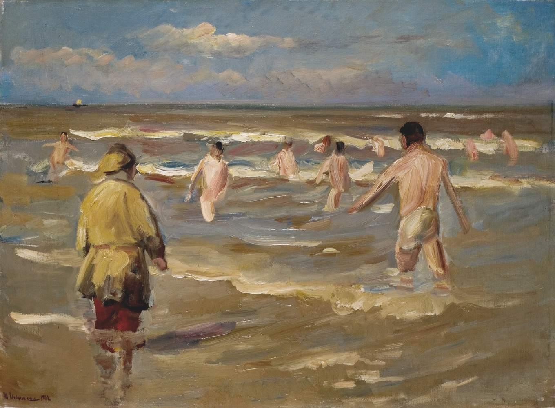 Sommer, Sonne, Strand und Liebermann   ARCH BLOG