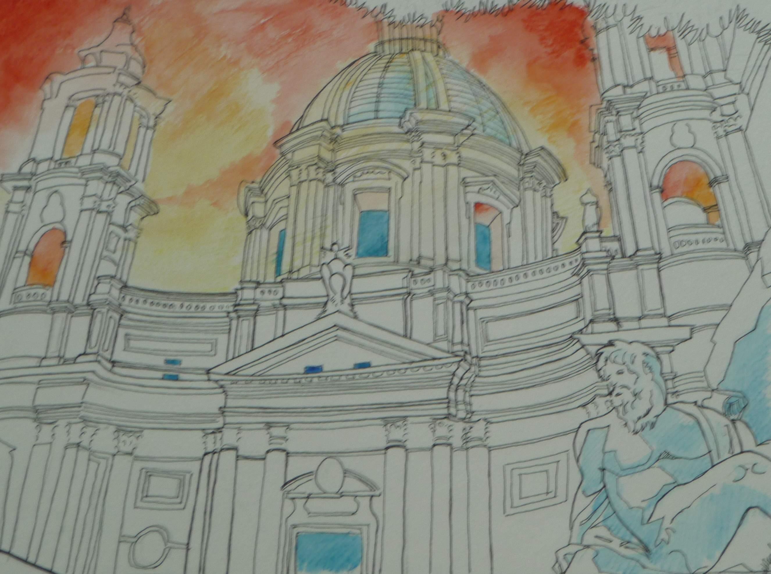 Architektur zeichnen arch blog - Architektur zeichnen ...
