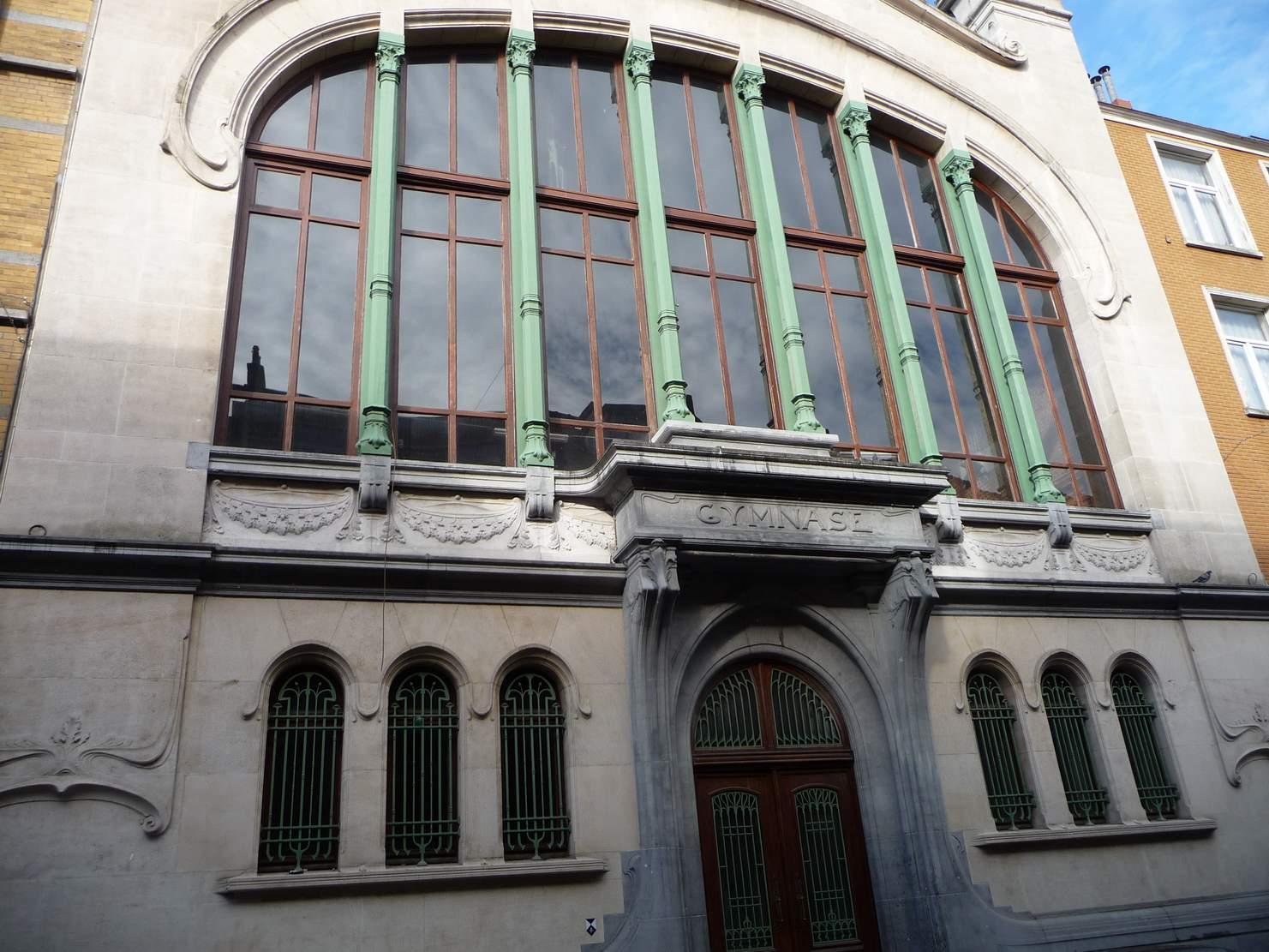 Architektur Erkundungen In Brüssel: Brüssel-Exkursion 2012_3