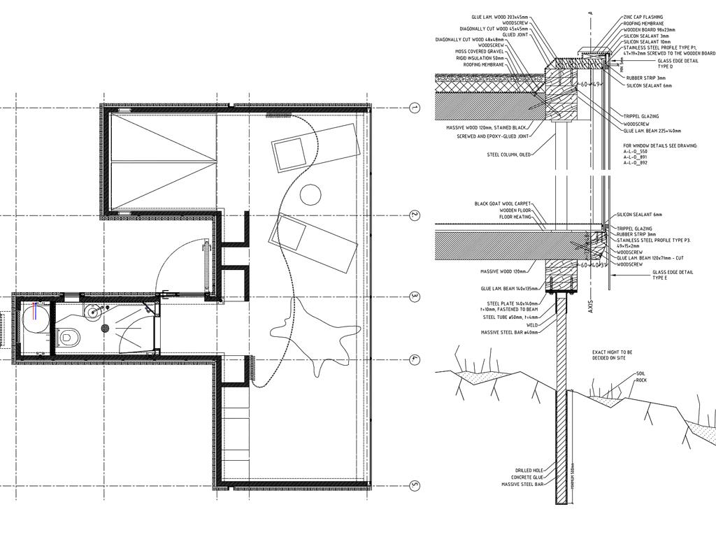 My 300th contribution arch blog for Window frame plan