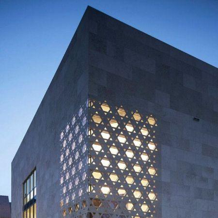 Die neue Ulmer Synagoge (© Fördervereine Neue Synagoge Ulm )