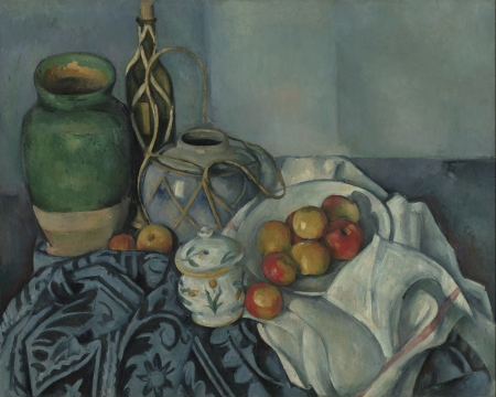 Paul Cézanne, Stillleben mit Äpfeln, 1893_94