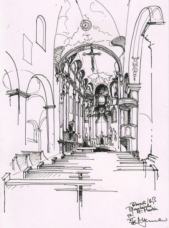 Freihand zeichnen arch blog - Architektur zeichnen ...