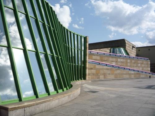 Stirling bau in stuttgart arch blog for Neue architektur stuttgart