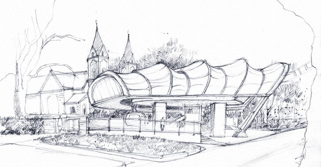 Rhein Seilbahn Arch Blog