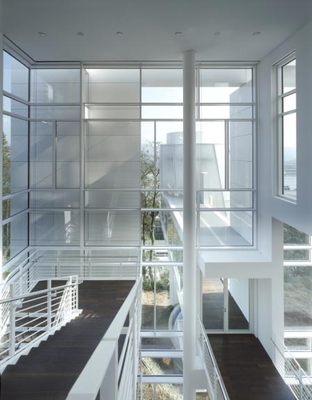 Projekt: Hans Arp Museum Architekt: Meier Ort: Remagen