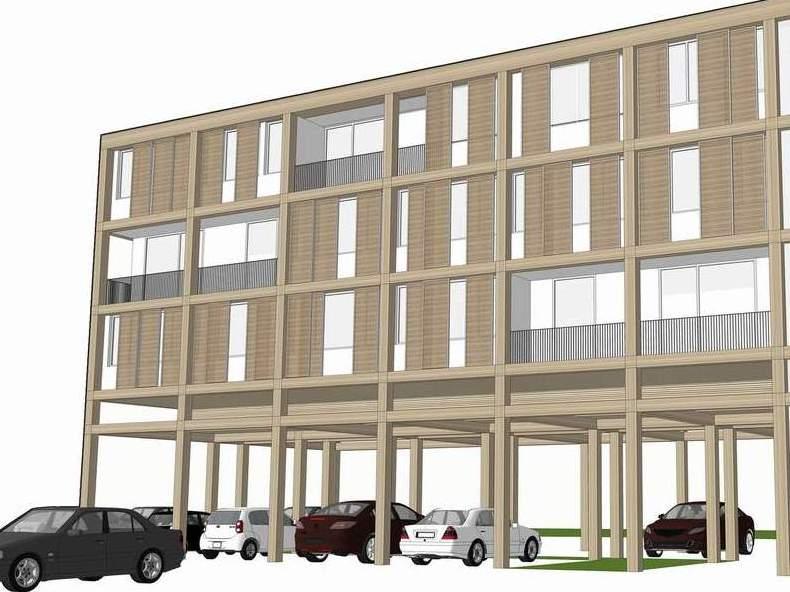 modulares bauen in holz arch blog. Black Bedroom Furniture Sets. Home Design Ideas